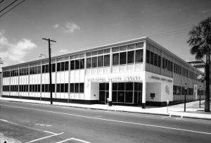 Charleston County Public Library at 404 King Street, 1960